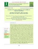 Evaluation of new sources of resistance and variability for sugarcane smut disease