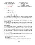 Đề thi học kì 2 môn Toán lớp 6 năm 2019-2020 có đáp án - Trường THCS Nguyễn Trãi