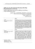 Nghiên cứu quá trình chuyển hóa tinh quặng sunfua đồng bằng phương pháp oxyclorua hóa