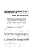 Phát triển nguồn lực trí thức nữ trong bối cảnh công nghiệp 4.0 tại Việt Nam
