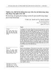 Nghiên cứu, thiết kế hệ thống bám mục tiêu cho mô hình nòng súng ứng dụng công nghệ xử lý ảnh