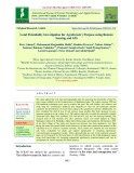 Land potentiality investigation for agroforestry purpose using remote sensing and GIS
