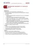 Bài giảng Lập dự án đầu tư - Bài 6: Thẩm định kinh tế - xã hội dự án đầu tư