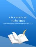 Các chuyên đề Toán THCS