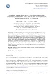 Research on factors affecting organizational structure, operating mechanism and audit quality: An empirical study in Vietnam