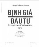 Lý thuyết về định giá đầu tư (Tập 2): Phần 1