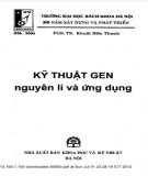 Ứng dụng kỹ thuật gen: Phần 1
