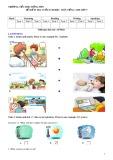 Đề thi học kì 2 môn Tiếng Anh lớp 5 có đáp án - Trường Tiểu học Hồng Sơn