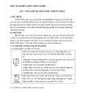Bài giảng Thực hành điều khiển thiết bị điện - Bài 7: Tổng hợp hệ thống điều khiển tự động