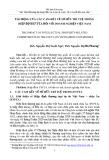 Tác động của các cam kết về sở hữu trí tuệ trong hiệp định EVFTA đối với doanh nghiệp Việt Nam