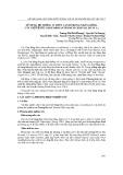 Sử dụng hệ thống vi thủy canh trong nhân giống cây giọt băng (Mesembryanthemum Crystallinum L.)