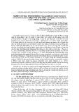 Nghiên cứu đặc tính sinh học của xạ khuẩn Streptomyces Angustmyceticus HBQ19 nội sinh trên cây quế (Cinnamomum Cassia Presl) tại Hòa Bình
