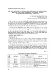 Dẫn liệu bước đầu về thành phần loài động vật phù du ở khu bảo tồn vùng nước nội địa Lộc An - Phước Thuận, huyện Đất Đỏ, tỉnh Bà Rịa - Vũng Tàu