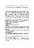 Đánh giá giá trị dinh dưỡng của bào ngư vành tai (Haliotis Asinina Linaeus, 1758) khu vực vịnh Nha Trang