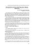 Hoạt tính trừ sâu khoang (Spodoptera Litura Fabricius) của tinh dầu từ cây cúc bò (Wedelia Trilobata (L.) Hitchc.) ở Bình Dương