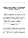 Nghiên cứu các nhân tố ảnh hưởng đến mức độ ứng dụng công nghệ thông tin trong quản lý của các doanh nghiệp nhỏ và vừa tại Hà Nội