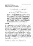 Hệ thống đề tài, chủ đề trong bộ phận văn chương chống thực dân của Nguyễn Đình Chiểu