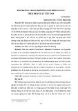 Bồi thường trong hợp đồng bảo hiểm tài sản theo pháp luật Việt Nam