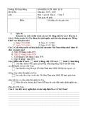 Đề thi học kì 2 môn Lịch sử và Địa lí lớp 5 năm 2019-2020 có đáp án - Trường Tiểu học Kim Đồng