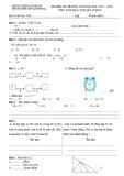 Đề thi học kì 2 môn Toán lớp 1 năm 2019-2020 có đáp án - Trường Tiểu học Quỳnh Hải
