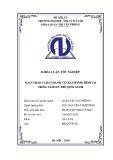Luận văn Thạc sĩ Quản trị văn phòng: Công tác soạn thảo và ban hành văn bản hành chính tại Trung tâm Lưu trữ Quốc gia III
