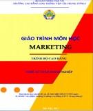 Giáo trình môn học Marketing (Nghề: Kế toán doanh nghiệp): Phần 1