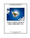 Giáo trình Nuôi và phòng trị bệnh cho chim bồ câu