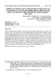 Nghiên cứu hành vi quản trị lợi nhuận trên báo cáo tài chính của các doanh nghiệp thuộc nhóm ngành thủy sản niêm yết trên thị trường chứng khoán Việt Nam