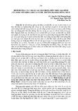 Định hướng các chuẩn giá trị trong hôn nhân gia đình của sinh viên khoa GDCT & CTXH, trường Đại học Đồng Tháp