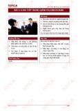 Bài giảng Bài 5: Giao tiếp trong quản trị kinh doanh