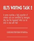 11 Đề thi IELTS Writing Task 2