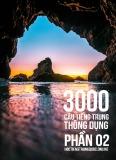 3000 câu đàm thoại tiếng Trung - Phần 2