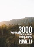 3000 câu đàm thoại tiếng Trung - Phần 11