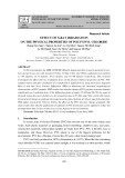 Effect of x-ray irradiation on the physical properties of polyvinyl chloride