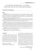 Giá trị kháng thể Desmoglein 1 và 3 trong chẩn đoán, theo dõi, tiên lượng bệnh Pemphigus