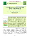 Assessment of post-emergence herbicides in direct seeded rice (Oryza sativa L.) under Chhattisgarh Plain
