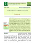 Insecticide resistant natural enemies and their role in IPM