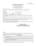 Mẫu Đề nghị áp dụng APA chính thức (Mẫu số: 02/APA-CT)