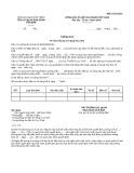 Mẫu Thông báo về việc tiếp tục sử dụng hóa đơn (Mẫu số: 04-2/CC)
