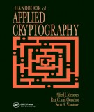 Applied cryptography and Mathematical background
