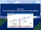 Bài giảng Kinh tế nông nghiệp: Chương 2 - ThS. Nguyễn Hà Hưng