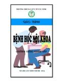 Giáo trình Bệnh học nội khoa: Phần 1 - Trung cấp y tế Tây Ninh