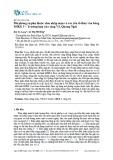 Mô phỏng sự phụ thuộc xâm nhập mặn và các yếu tố thủy văn bằng MIKE 3 – Trường hợp cửa sông Vệ, Quảng Ngãi