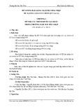 Bài giảng Giáo dục hòa nhập: Chương 6 - Bùi Khánh Ly