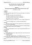 Bài giảng Giáo dục hòa nhập: Chương 3 - Bùi Khánh Ly