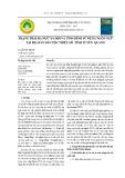 Trạng thái đa ngữ xã hội và tình hình sử dụng ngôn ngữ tại địa bàn dân tộc thiểu số tỉnh Tuyên Quang