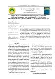 Thực trạng quản lý giáo dục kĩ năng giao tiếp cho học sinh tiểu học thành phố Tuyên Quang theo định hướng chương trình giáo dục phổ thông 2018
