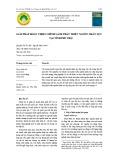 Giải pháp hoàn thiện chính sách phát triển nguồn nhân lực tại tỉnh Phú Thọ