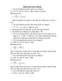 50 câu hỏi ôn tập môn Điện tử công suất (có đáp án)