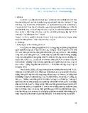 Vấn đề đánh giá trong giảng dạy tiếng Anh chuyên ngành